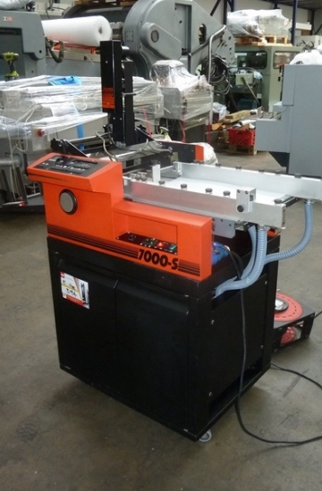Others  Used other machines Used Socbox 7000S Crash Numbering Machine