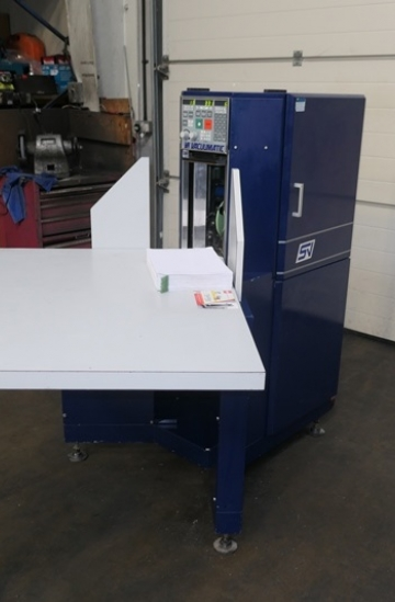 Others  Used other machines high speed paper counting machine for sale - vaccumatic vicount 300