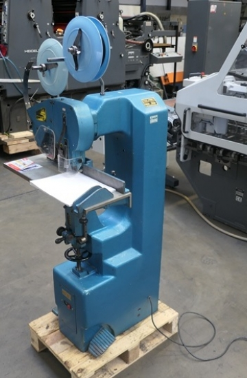 Others  Used other machines Worsley-Brehmer Type S heavy duty wire stitcher for sale