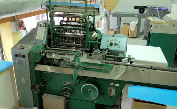 BREHMER 381-2 SEWING MACHINE