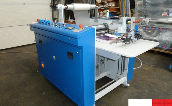 D&K europa single side thermal laminator