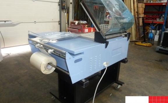 dibipack 4255 all in one shrink wrap machine