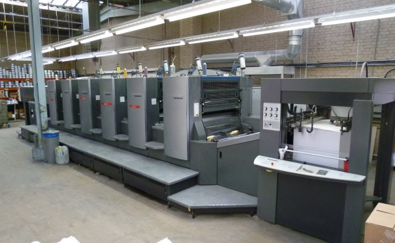 HEIDELBERG CD 102-6 OFFSET