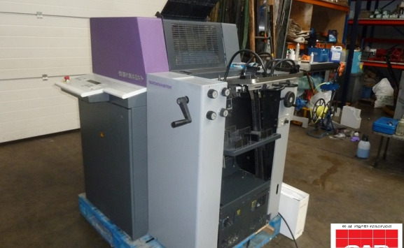 HEIDELBERG QM 46-1 ONE COLOUR OFFSET