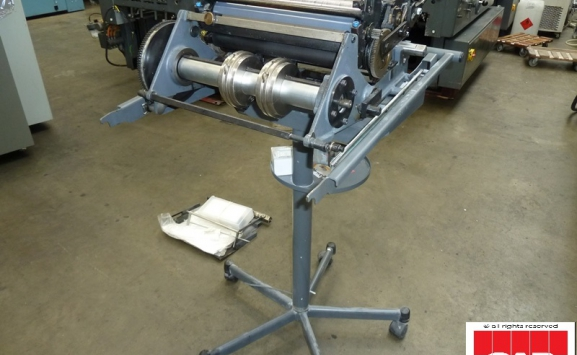 numbering & perforating unit for qm 46 offset