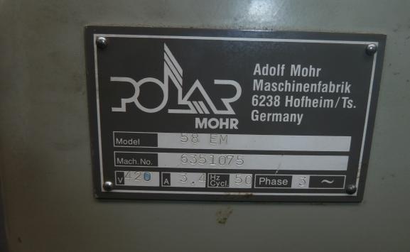 POLAR 58 EM