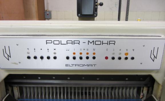 POLAR 92 CE GUILLOTINE