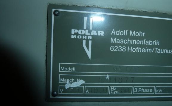 POLAR 92 EMC (sold)