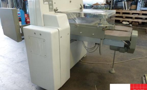 used polar 76 em paper cutter