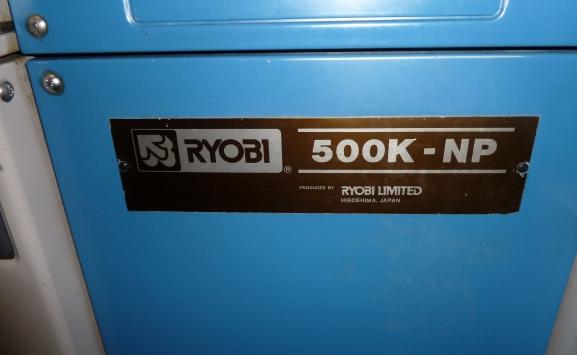 RYOBI 500 K NP OFFSET