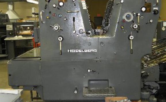 HEIDELBERG SORDZ