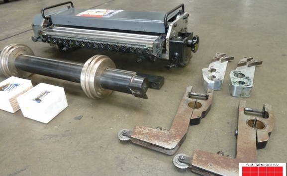 Numbering & Perforating Unit - GTO 46