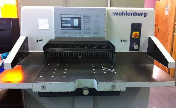 WHOLENBERG 76