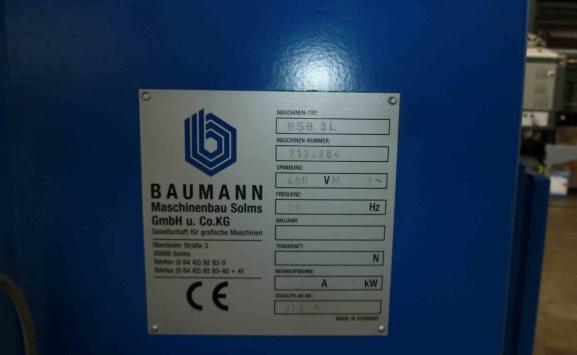 BAUMANN BSB 3L JOGGER