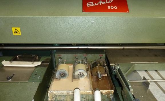 BUFALO-500 PERFECT BINDER