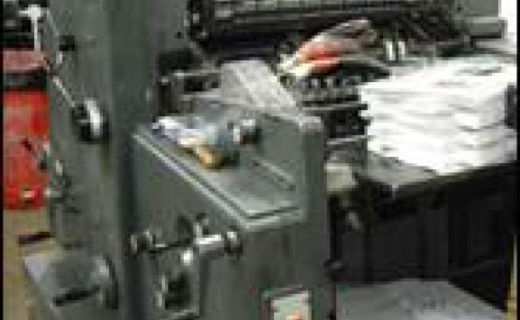 HEIDELBERG GTO 52 OFFSET