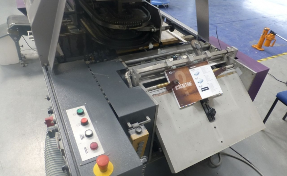 SULBY (HEIDELBERG QB 200) PERFECT BINDER