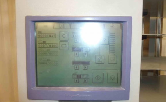 HORIZON VAC 100 COLLATOR