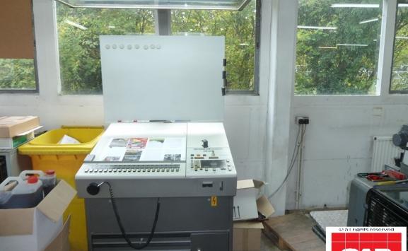 heidelberg movp four colour offset press