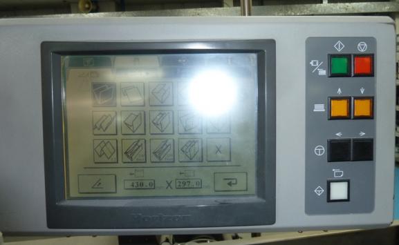 HORIZON AFC 544 AKT PAPER FOLDER