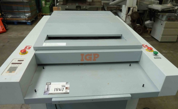 IGP PLATE PROCESSOR (660 Pro)
