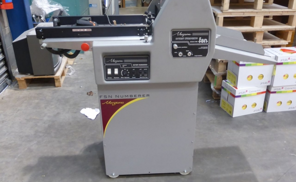 MORGANA FSN NUMBERING MACHINE