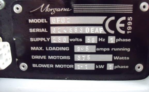 MORGANA UFO-2 FOLDER