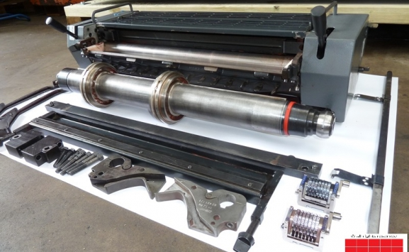Numbering & Perforating Unit - SM 52
