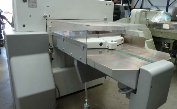 USED POLAR 92 ED PAPER CUTTER