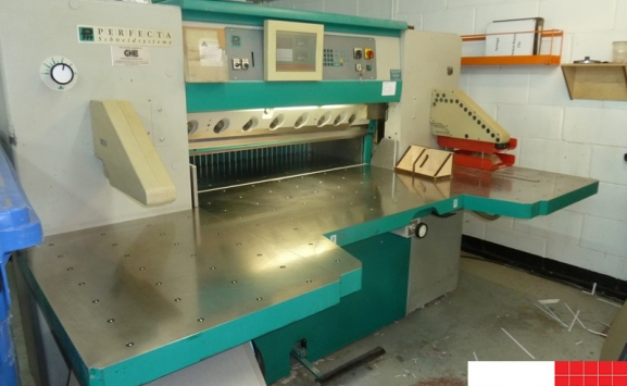 perfecta 115 TVC guillotine for sale