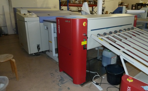 SCREEN PLATERITE 8000 MKII CTP