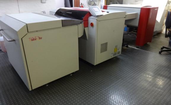 SCREEN PLATERITE-4100 CTP