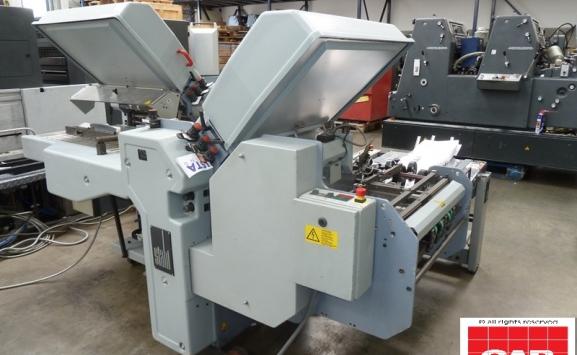 STAHL TI 52 44X PAPER FOLDER