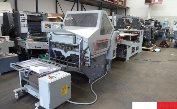 STAHL KD 78 6KTL COMBINATION FOLDING MACHINE