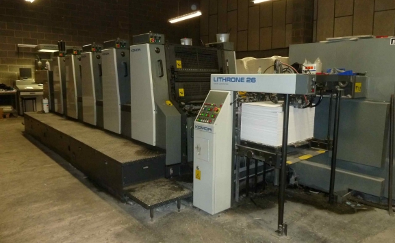 KOMORI L526 OFFSET FOR SALE