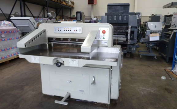 USED POLAR 72 PAPER CUTTER