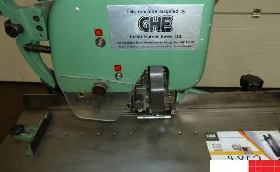 brehmer polygraph 703 heavy duty stitcher