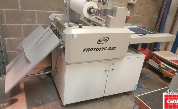 GMP Protopic 520 Thermal Laminator