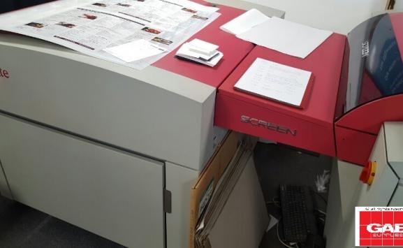 Screen PTR-4300 CTP System