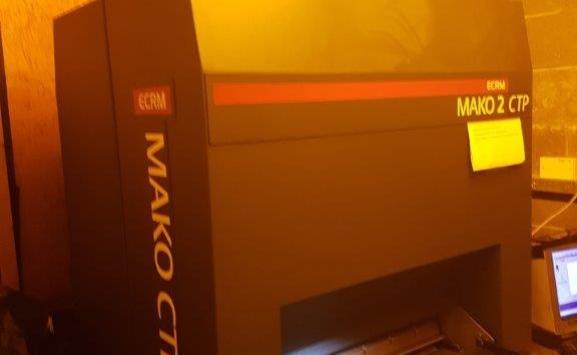 ecrm mako 2 ctp system