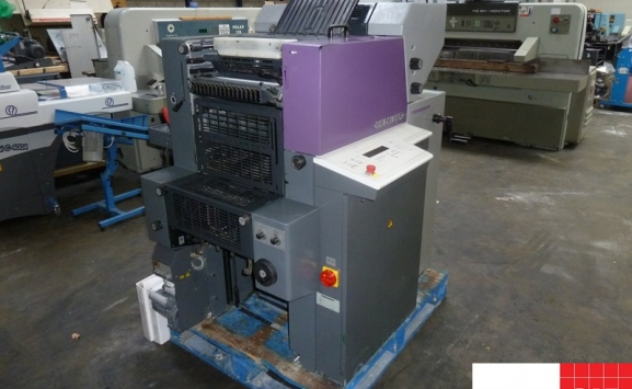 heidelberg quickmaster qm 46-2 colors