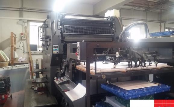 heidelberg sorsz two colour offset for sale