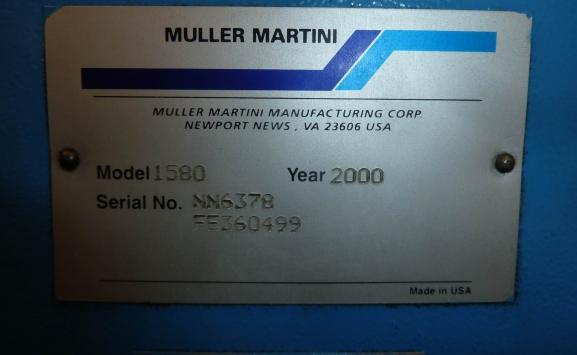 MULLER MARTINI AMIGO PLUS PERFECT BINDER