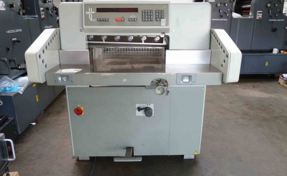 USED POLAR 58 PAPER CUTTER FOR SALE