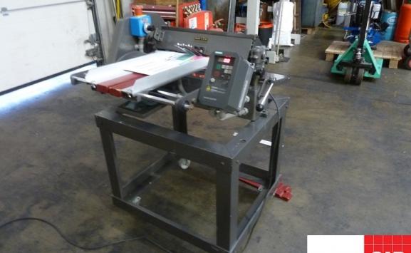 rollem champion 990 Slitting, Scoring & Perforating machine
