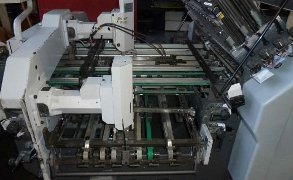 STAHL KD 78 6KTL PAPER FOLDER