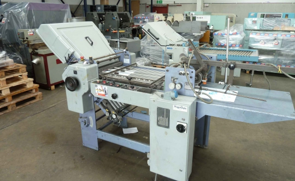 STAHL T 50-4 F PAPER FOLDING MACHINE