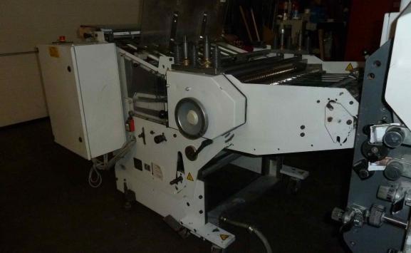 STAHL VSA.D-66+MKE STACKER