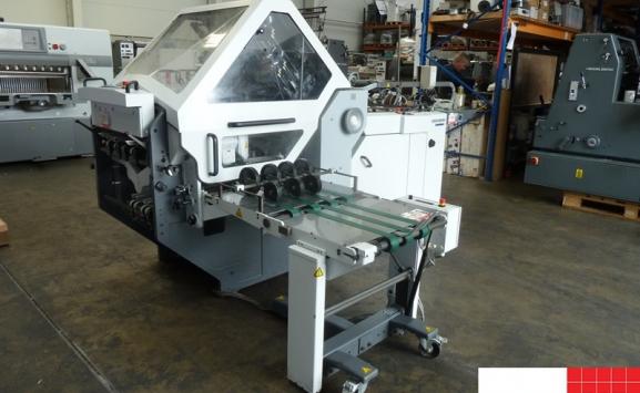 heidelberg stahlfolder ki-55 ktl paper folding machine