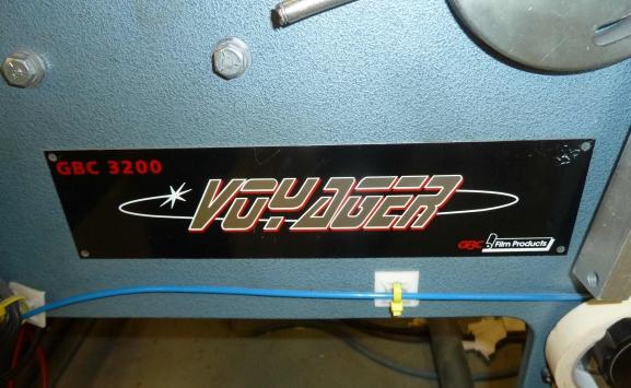 GBC 3200 VOYAGER THERMAL LAMINATOR